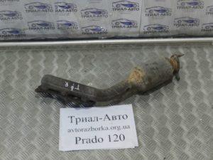 Коллектор выпускной 4,0 бензин на PRADO 120 2003 — 2009 г.в.