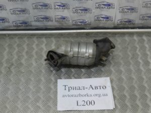 Катализатор на L200 2006-2012 г.в.