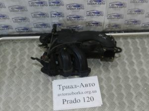 Коллектор впускной 4,0 бензин на PRADO 120 2003 — 2009 г.в.