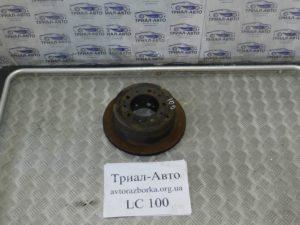 Диски тормозные задние пара на Land Cruiser 100 1998 — 2006 г.в.
