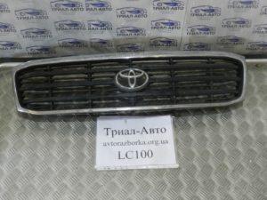 Решетка радиатора на Land Cruiser 100 1998 — 2006 г.в.