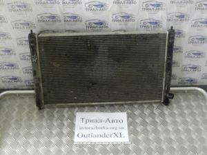 Радиатор основной на Outlander XL 2006-2012 г.в.