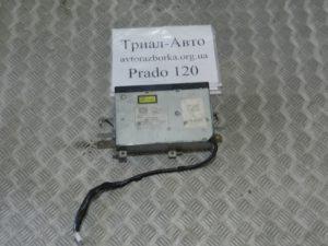 CD-чейнджер на PRADO 120 2003 — 2009 г.в.