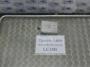 Блок навигации на Land Cruiser 100 1998 — 2006 г.в.