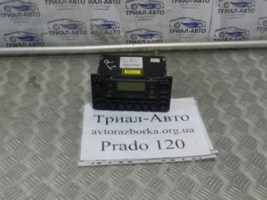 Магнитофон на PRADO 120 2003 — 2009 г.в.