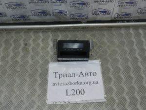 Монитор на L200 2006-2012 г.в.
