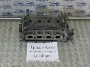 Головка двигателя всборе на Qashqai 2007-2013 г.в.