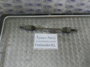 Полуось задняя на Outlander XL 2006-2012 г.в.