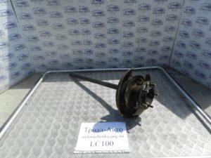 Ступица с полуосью задняя на Land Cruiser 100 1998 — 2006 г.в.