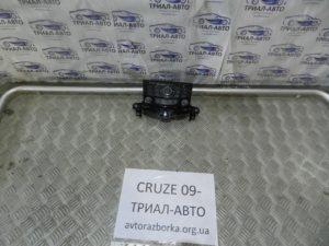 Блок управления климатом на Cruze 2009-2016 г.в.