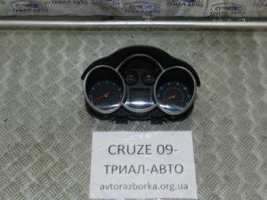 Приборная панель на Cruze 2009-2016 г.в.