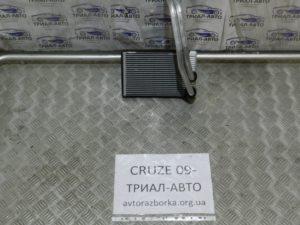 Радиатор печки на Cruze 2009-2016 г.в.