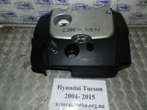 Декоративная крышка двигателя на Tucson 2004-2012 г.в.
