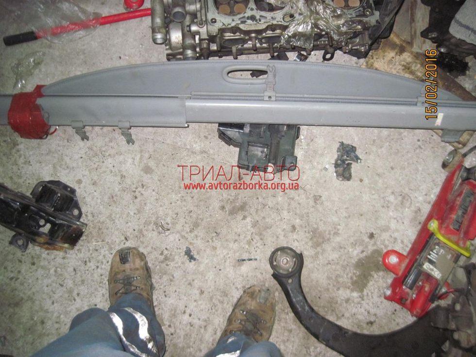 Шторка багажника на Santa Fe 2006-2012 г.в.