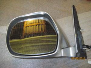 Зеркало левое на PRADO 120 2003 — 2009 г.в.