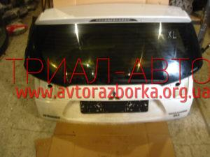 Крышка багажника на Outlander XL 2006-2012 г.в.