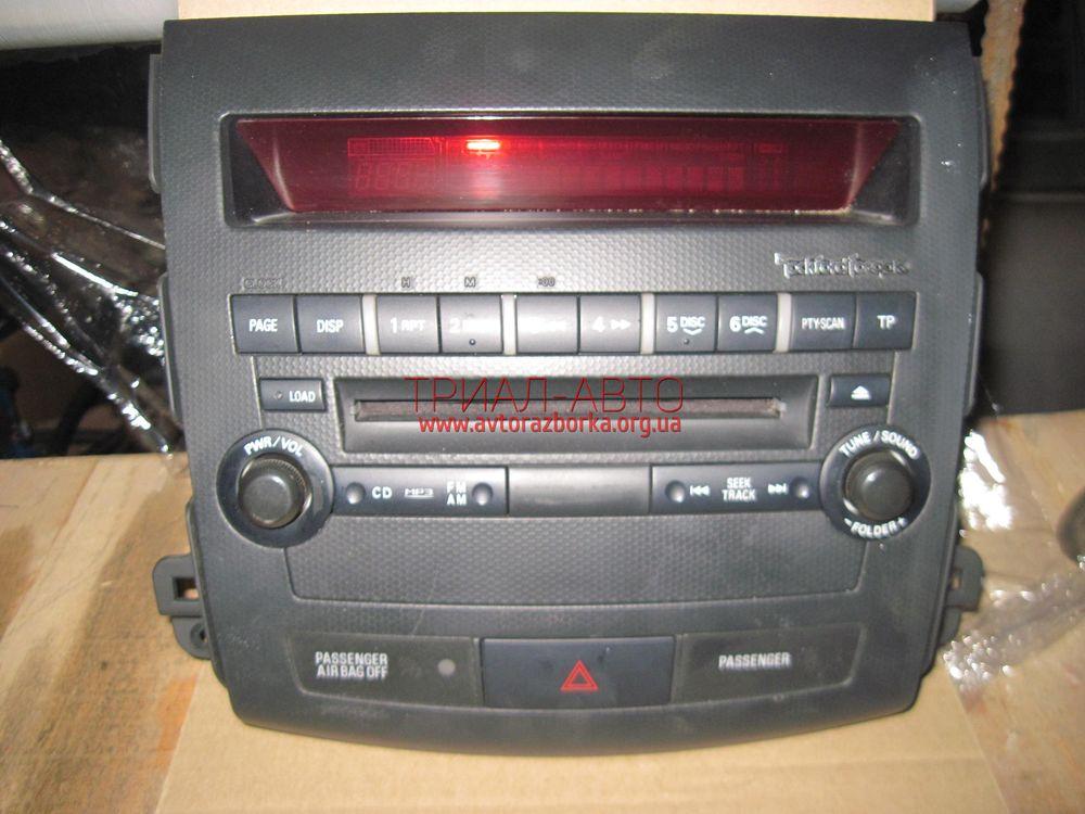 Магнитофон на Outlander XL 2006-2012 г.в.