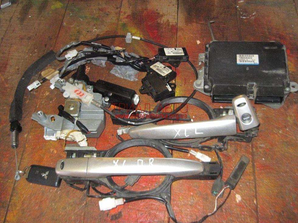 Блок управления двигателем на Outlander XL 2006-2012 г.в.