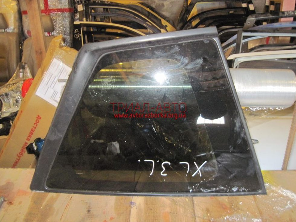 Стекло боковое в кузов на Outlander XL 2006-2012 г.в.
