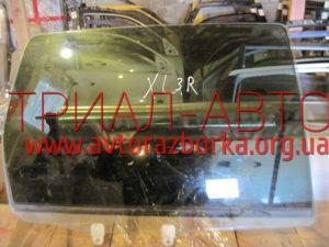 Стекло боковое заднее на Outlander XL 2006-2012 г.в.