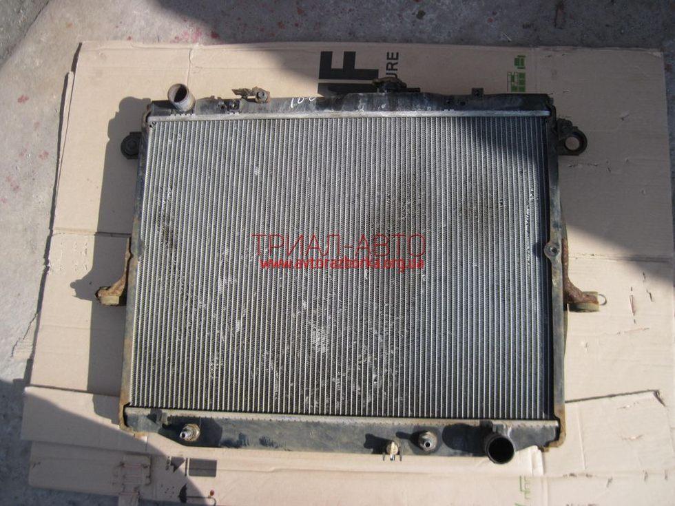 Радиатор основной на Land Cruiser 100 1998 — 2006 г.в.