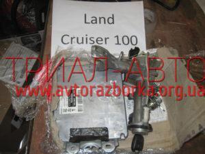 Блок управления двигателем комплект на Land Cruiser 100 1998 — 2006 г.в.