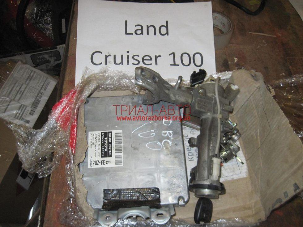 Блок управления двигателем на Land Cruiser 100 1998 — 2006 г.в.