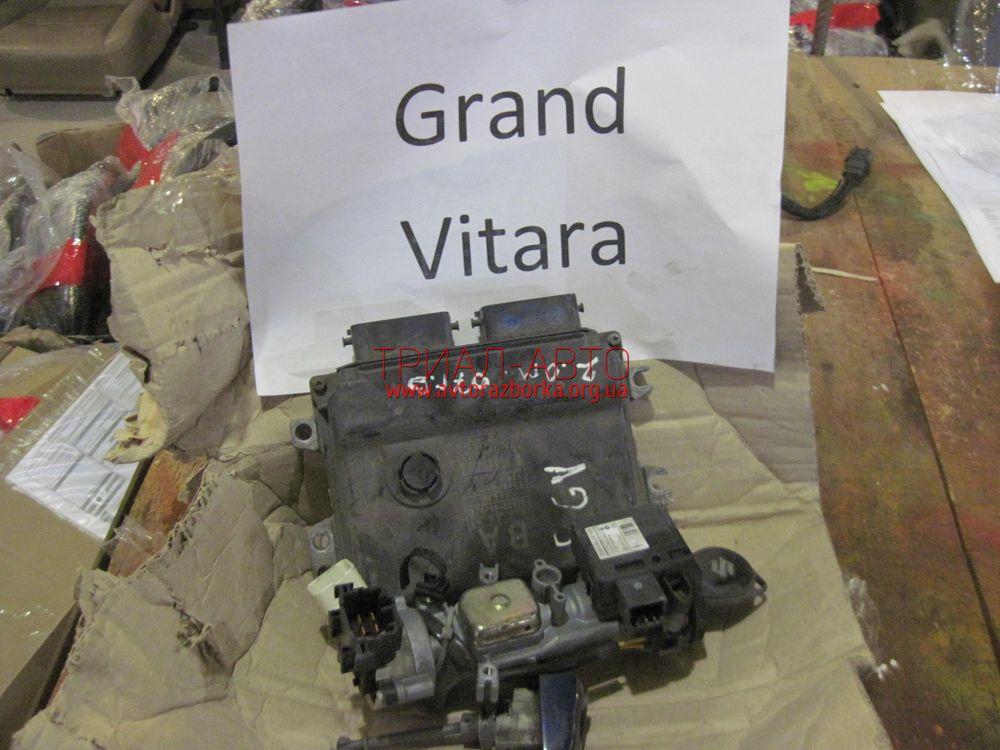 Блок управления двигателем на Grand Vitara 2006-2013 г.в.