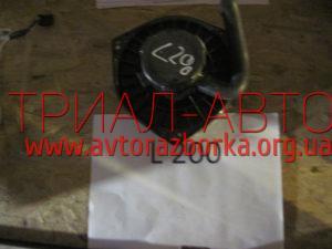 Вентилятор печки на L200 2006-2012 г.в.
