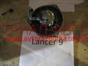 Вентилятор печки на Lancer 9 2003-2007 г.в.