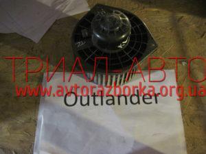 Вентилятор печки на Outlander XL 2006-2012 г.в.