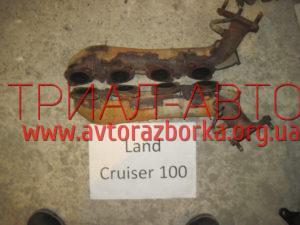 Коллектор выпускной на Land Cruiser 100 1998 — 2006 г.в.