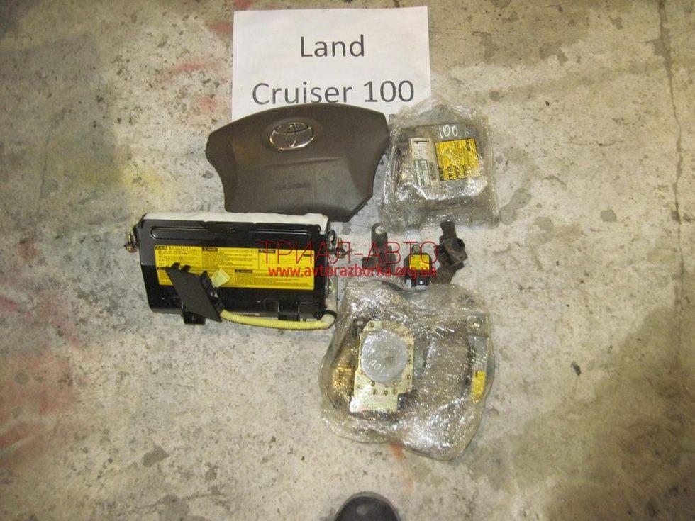 Комплект безопасности на Land Cruiser 100 1998 — 2006 г.в.