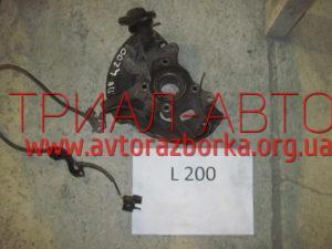 Кулак поворотный на L200 2006-2012 г.в.