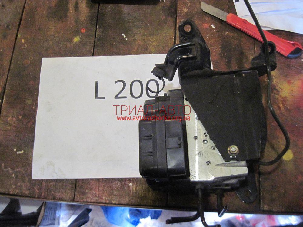 Модуль АБС на L200 2006-2012 г.в.