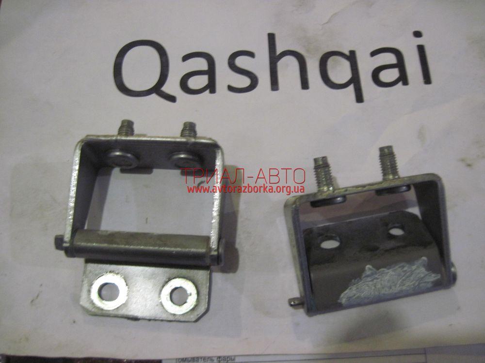Навес крышки багажника на Qashqai 2007-2013 г.в.