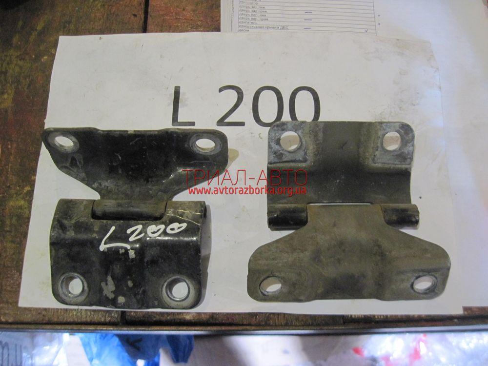 Навес крышки багажника на L200 2006-2012 г.в.