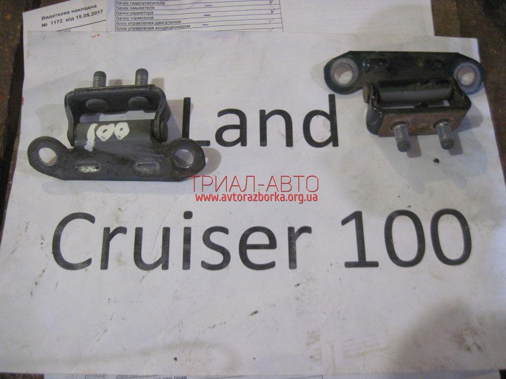 Навес крышки багажника на Land Cruiser 100 1998 — 2006 г.в.