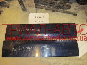 Накладка двери передняя на Grand Vitara 2006-2013 г.в.