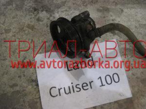 Насос гидроусилителя на Land Cruiser 100 1998 — 2006 г.в.