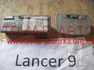 Плафон салона передний на Lancer 9 2003-2007 г.в.