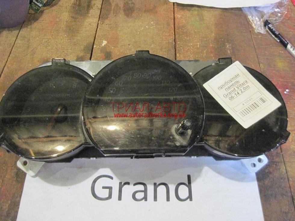 Приборная панель на Grand Vitara 2006-2013 г.в.