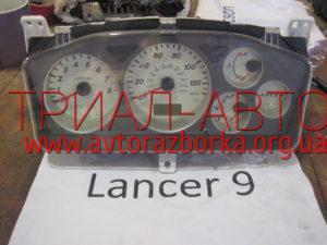 Приборная панель на Lancer 9 2003-2007 г.в.