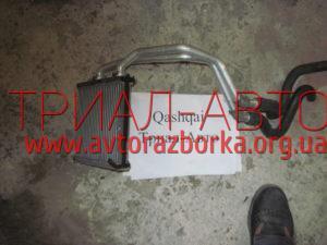 Радиатор печки на Qashqai 2007-2013 г.в.