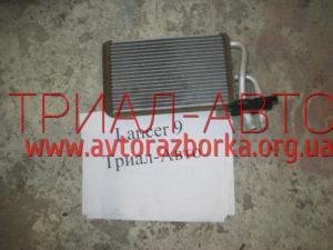 Радиатор печки на Lancer 9 2003-2007 г.в.