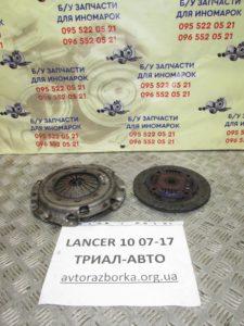 Корзина сцепления на Lancer 10 2007-2012 г.в.