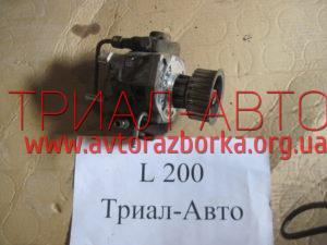 ТНВД на L200 2006-2012 г.в.