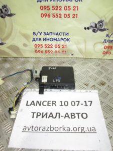 Блок управления двигателем 1,8 на Lancer 10 2007-2012 г.в.