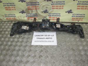 Передняя панель на Lancer 10 2007-2012 г.в.