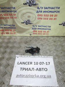 Ручка внутренняя передняя левая на Lancer 10 2007-2012 г.в.